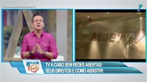 """Procuradora afirma que operadoras de TV estão """"quebrando contrato"""""""