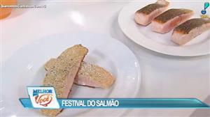 Edu Guedes promove Festival do Salmão