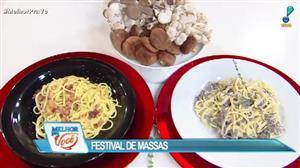Culinária do Edu promove Festival de Massas