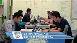 Startups são aposta para aquecer a economia nacional