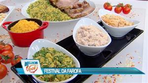 Edu Guedes promove Festival de Farofa