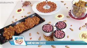 Edu Guedes ensina a fazer amendoim doce