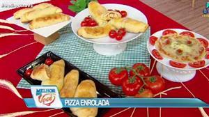 Culinária do Edu ensina receita de pizza enrolada
