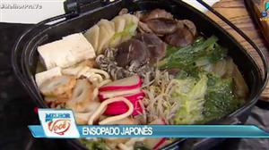 Culinária do Edu ensina a fazer ensopado japonês