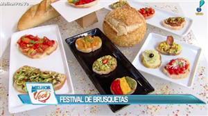 Edu Guedes promove Festival de Bruschetta