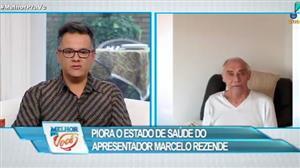 Melhor Pra Você relembra momentos do tratamento de Marcelo Rezende