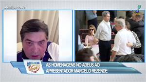 """Datena fala sobre Marcelo Rezende em vídeo: """"Meu irmão"""""""