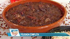 Edu Guedes ensina receita de Feijoada Completa