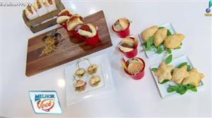 Culinária do Edu ensina receitas de lanches para férias
