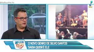 """""""Queridinho dos Famosos"""" é o novo genro de Silvio Santos"""