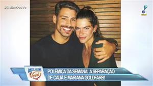 Saiba tudo sobre a separação de Cauã Reymond e Mariana Goldfarb