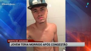 Laudo do IML aponta que jogador da Portuguesa morreu ap�s congest�o
