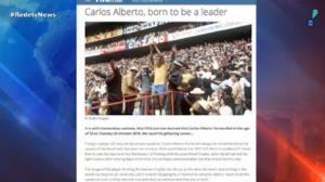 Morre Carlos Alberto Torres, o capit�o do tri em 1970