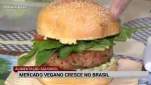 Mercado vegano cresce no Brasil