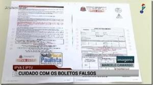 Veja como evitar a armadilha dos boletos falsos