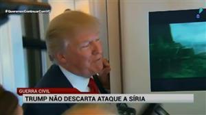 """Boris Casoy: """"Trump vai ter que encontrar forma de convívio com a China"""""""