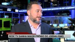 Com parceria da RedeTV!, Panama Papers recebe maior prêmio do jornalismo