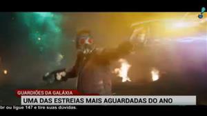 """""""Guardiões da Galáxia 2"""" estreia com visual vibrante e exótico"""