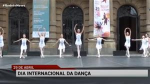 Apresentações em SP comemoram o Dia Internacional da Dança