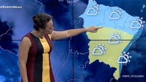 Litoral do Nordeste deve ter chuva nesta quinta-feira