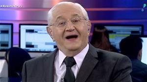 """""""Decisões judiciais devem se pautar sobre o bom senso"""", diz Boris Casoy"""