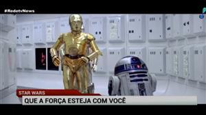 Primeiro filme de Star Wars completa 40 anos