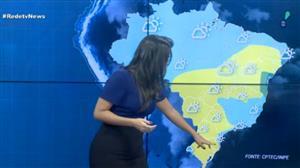 Massa de ar seco deixa o tempo firme no Brasil neste domingo