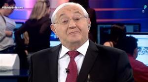 """""""Rio de Janeiro foi depenado por governantes gatunos"""", diz Boris Casoy"""