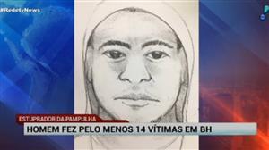 Preso em BH homem acusado de pelo menos 14 estupros
