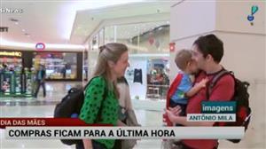 70% dos brasileiros vão comprar presentes para as mães