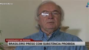 Justiça russa condena brasileiro por transportar chá alucinógeno