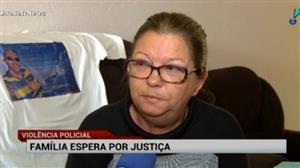 Familiares de jovem morto por PM esperam por justiça