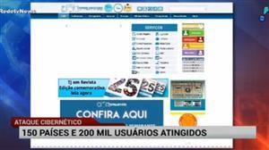 Órgãos públicos do Brasil são atingidos por ciberataque