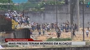 Número de mortos em Alcaçuz pode ser maior que o anunciado
