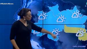 Chuva predomina na região Norte do País