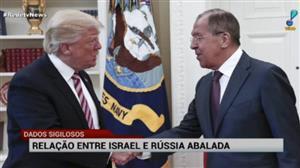 Trump admite que passou informações sigilosas à Rússia
