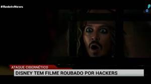 Hackers podem ter roubado novo filme da série Piratas do Caribe