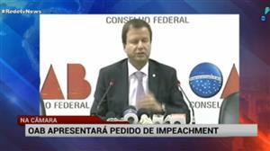 OAB vai protocolar pedido de impeachment ainda nesta semana