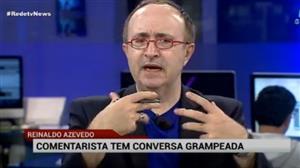 """Reinaldo Azevedo: """"Lava Jato tem um lado autoritário, não aceita crítica"""""""