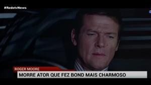 Morre aos 89 anos Roger Moore, um charmoso James Bond