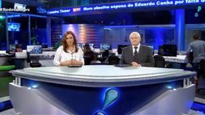 Assista à íntegra da edição de 25 de maio de 2017 do RedeTV News