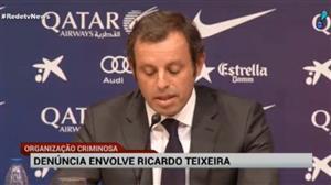 Ricardo Teixeira usava a seleção para lavar dinheiro, segundo procuradoria