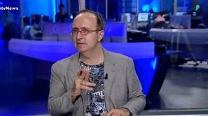"""""""Quero saber quem vazou minha conversa"""", diz Reinaldo Azevedo"""