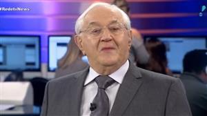 """""""Empresários querem Meirelles na eleição indireta"""", diz Boris Casoy"""