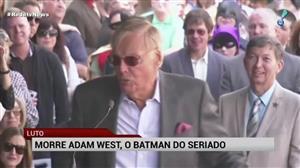 Conhecido por interpretar Batman, Adam West morre aos 88 anos