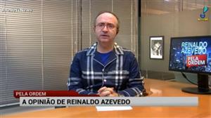 """Reinaldo Azevedo: """"Cármen Lúcia recua e resolve esfriar crise"""""""