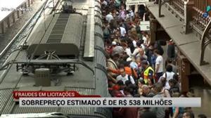 Fraudes em trens de SP são estimadas em R$ 538 milhões