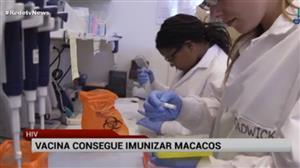 Grupo de pesquisadores conseguem avanços em vacina contra o HIV