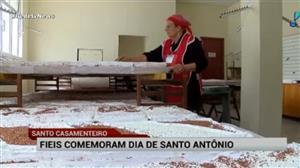 Dia de Santo Antônio é comemorado por fiéis em todo país