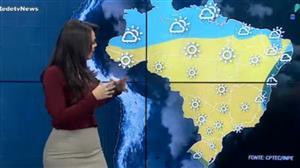 Sexta-feira será de pouca chuva em boa parte do Brasil